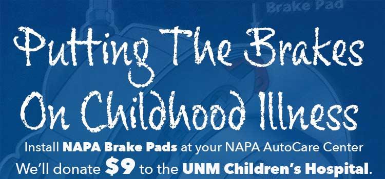 Brakes - Putting the Brakes on Childhood Illness