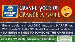 Change your oil Change a smile